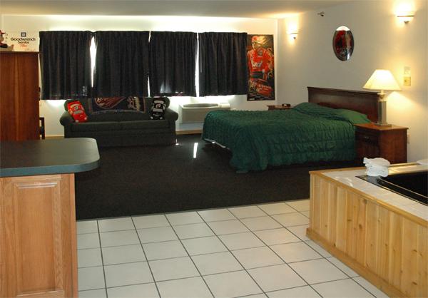 Nascar Suite